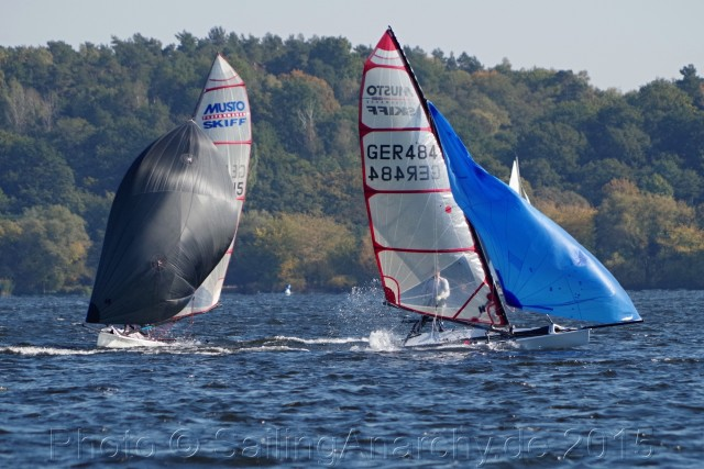 2015;Berlin;German Open;Monohull;MustoSkiff;Segeln;Sport - Photo © SailingAnarchy.de 2015