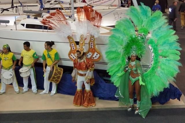 Brasilien zu Gast auf der Gala Nacht - Messe Boot & Fun 2015 © SailingAnarchy.de