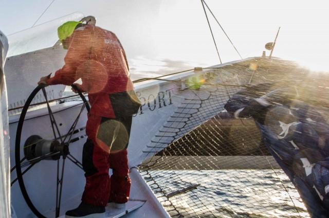 Tiefer Süden - IDEC SPORT auf Rekordjagd im Southern Ocean 2015 - Photo © IDEC SPORT