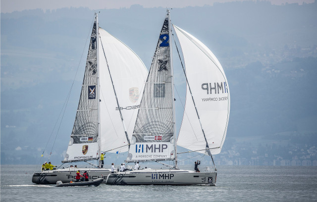 Match Race Germany 2015 - Copyright Nico Martinez/MRG