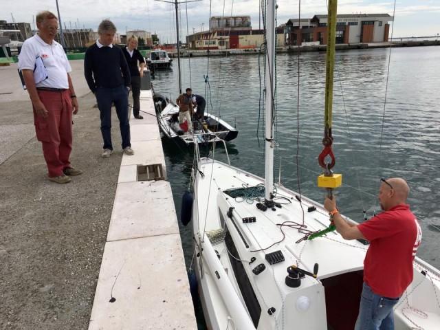 ORC Sportboat European Championship 2016 - Vorbereitungen und Vermessung - Photo © Veranstalter ORC SBEC 2016 Chioggia