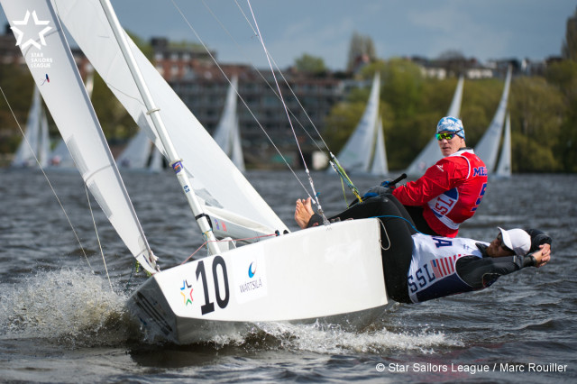 SSL City Grand Slam Hamburg - Day 1 - Photo © Star Sailors League / Marc Rouiller