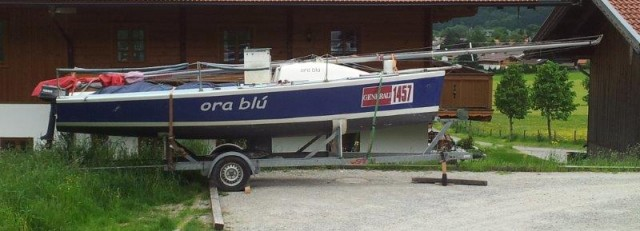 Humphreys 22 - Boot und Trailer - Photo © Eigner