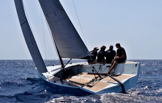 YSA 10 - Kreuz - Photo © Werft