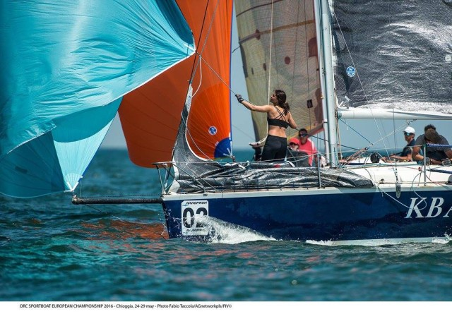 ORC Sportboat European Championship 2016 - Ana - Vorschiff Kvartet - Photo © Fabio Taccola
