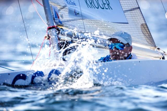 Paralympische Spiele Rio 201 - Heiko Kröger, 2.4mR © Richard Langdon/Ocean Images