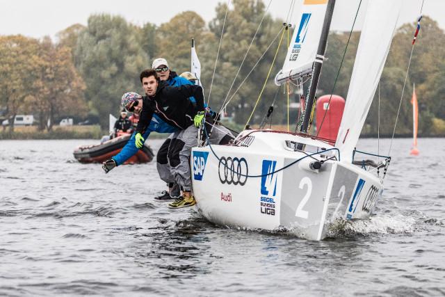 Bayerischer Yacht-Club © DSBL/Lars Wehrmann