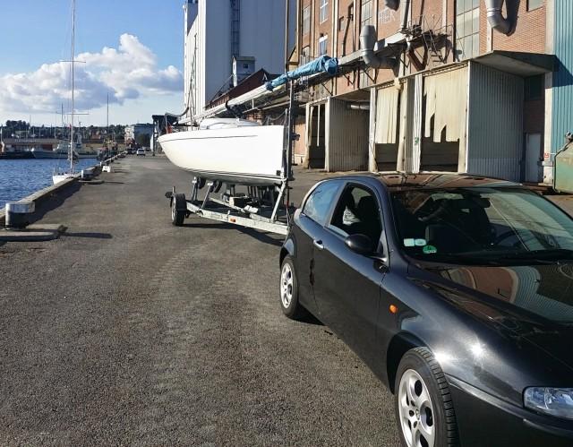 Silverrudder 2016 - Ankunft im Hafen Svendborg - Photo © Patrese