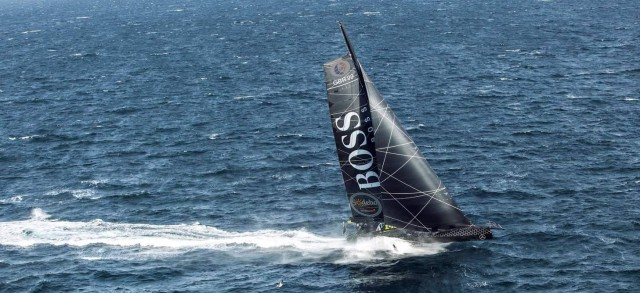 HUGO BOSS im Jagdmodus - Photo © Hugo Boss