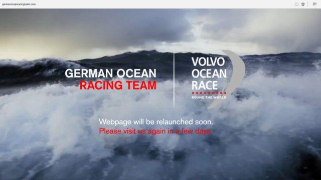 Deutschland im Volvo Ocean Race 2017-18?