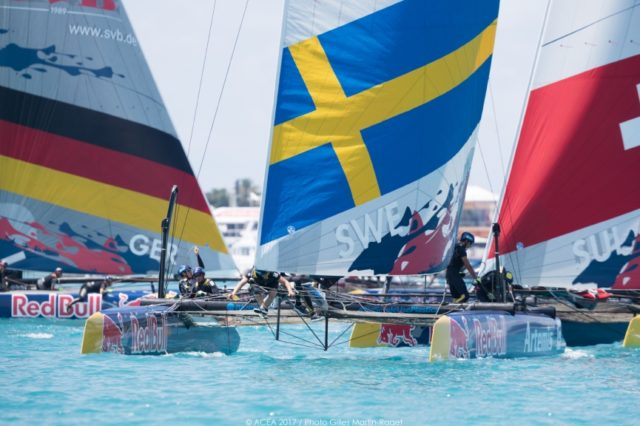16/06/2017 - Bermuda (BDA) - 35th America's Cup 2017 - 35th America's Cup Match Presented by Louis Vuitton - Photo Gilles Martin Raget
