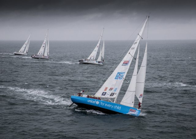 The Clipper Round the World Race 2017-2017 - unicef - Copyright onEdition 2017