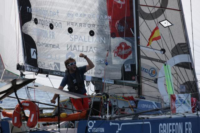 Ian Lipinski - Sieger in der Protoklasse
