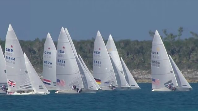 Star Sailors League 2017 - Finals - Day 2 - Photo © Screenshot SSL