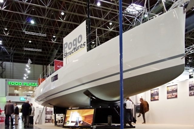 Pogo 12.50 - boot Düsseldorf 2018 - Photo © SailingAnarchy.de