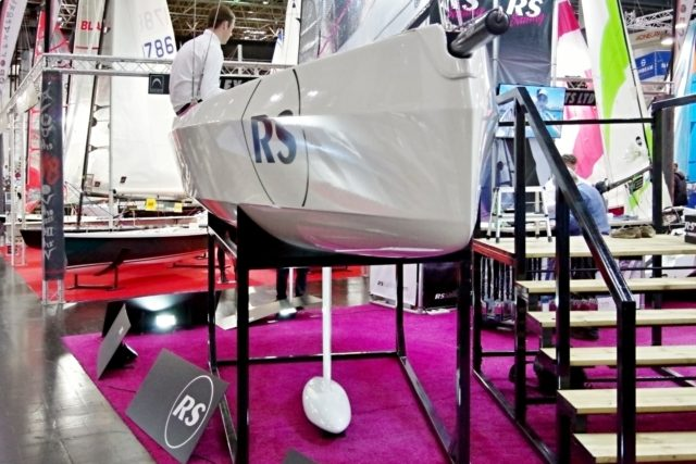 RS 21 - Rumpf - Bug - boot Düsseldorf 2018 - Photo © SailingAnarchy.de