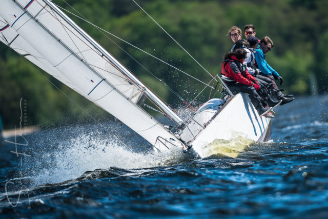 Round the Island Spring 2018 – 1. Mai bei Briten – Photo © Sören Hese / www.sailpower.de