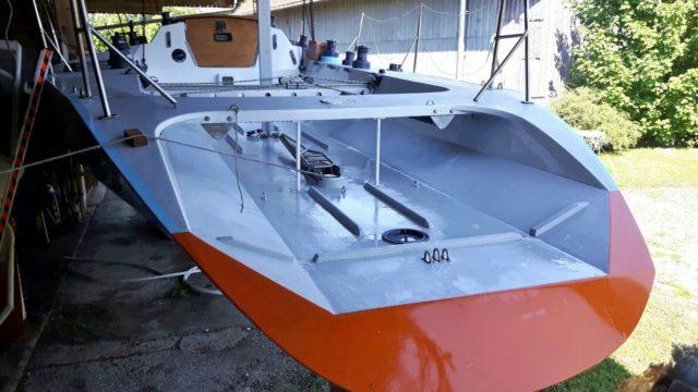 URAGAN - Santarelli Modulo 126 - zu verkaufen - Photo © Eigner