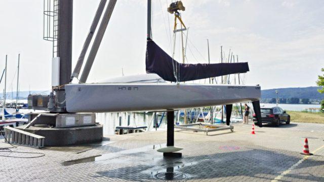 LINQ CQ6 - zu verkaufen - Photo vom Eigner zur Verfügung gestellt