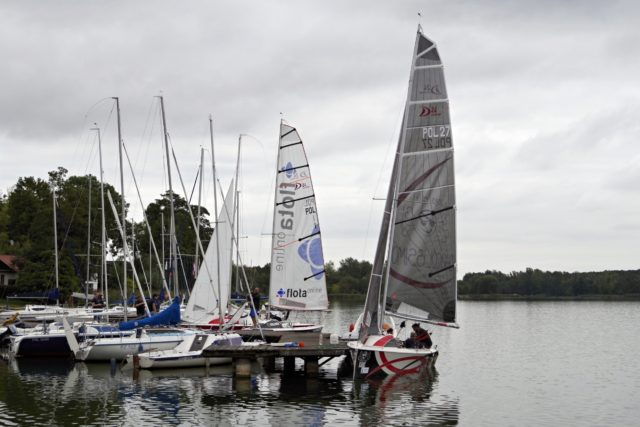 Chocolissimo Gang beim Flota Online Cup in Pozna 2018 - Photo © SailingAnarchy.de
