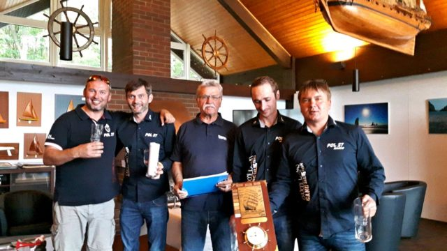 Chocolissimo Gang gewinnt Berliner Yardstick Masters 2018 - Photo © SailingAnarchy.de