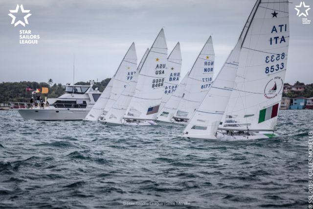SSL Finale 2018 in Nassau, Bahamas - Negri/Kleen erkämpften Platz 3 - Photo © Star Sailors League / Gilles Morelle 2018