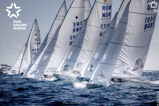 Photo © Star Sailors League / Gilles Morelle - SSL 2018