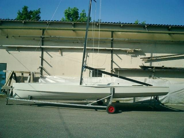 OneOff - 6.50 m Sportboot - Carbon - Photo © Eigner