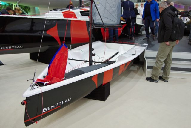 Beneteau 14 - ex Seascape - Dinghy - boot Düsseldorf 2019 - Photo © SailingAnarchy.de