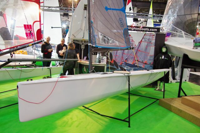 Ovington - VX Evo - boot Düsseldorf 2019 - Photo © SailingAnarchy.de