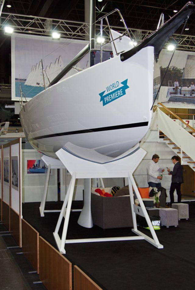 J 99 - Weltpremiere auf der boot Düsseldorf 2019 - Photo © SailingAnarchy.de