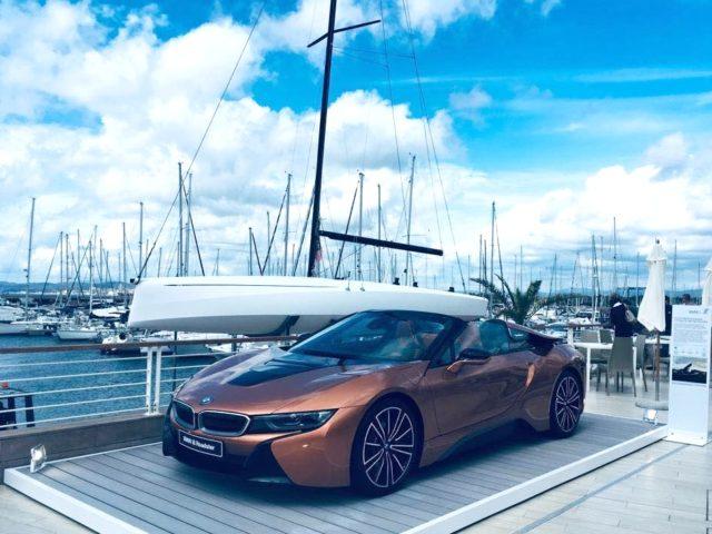 Swan 36 OD und BMW i8 Roadster - Scarlino, Mai 2019