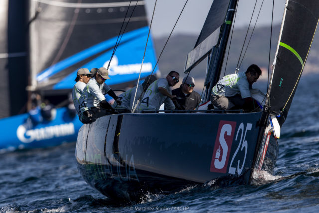 44Cup Marstrand World Champion 2019 - Team Aqua - Photo © Martinez Studio / 44CUP
