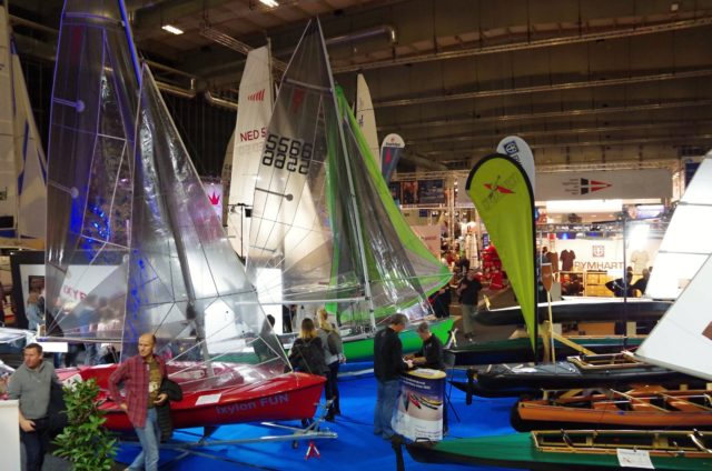 Boot & Fun 2019 - Halle 25 - Klassenvereinigungen, Vereine, Händer - Photo © SailingAnarchy.de 2019