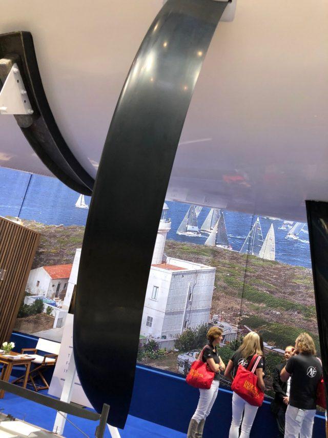 CLUBSWAN 36 - boot 2020 - Unterwasserschiff mit Schiebe-/Drehfoil - Photo © Anarchist Sascha 2020