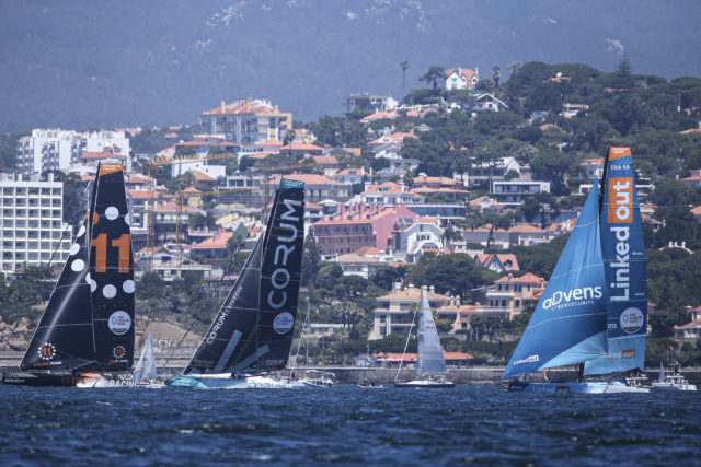 Second Leg of The Ocean Race Europe, from Cascais, Portugal, to Alicante, Spain - Photo © Sailing Energy/The Ocean Race