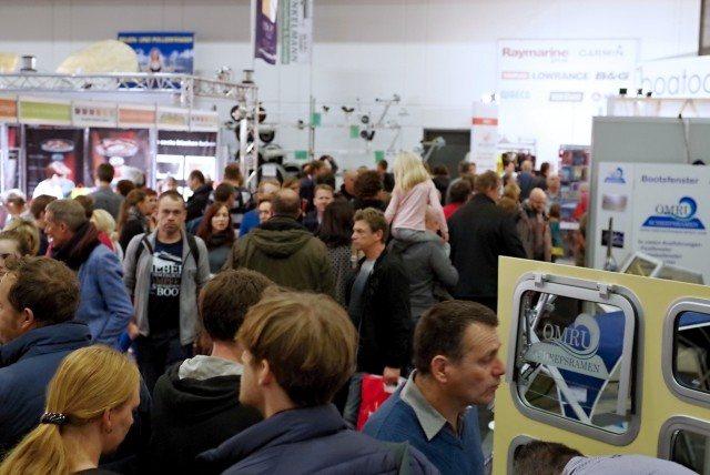 Novembertage - Messetage in Berlin