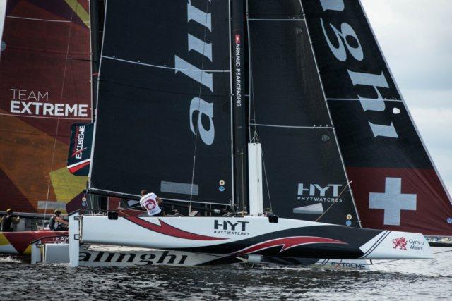 Aufgemerkt! Ungewöhnliche Lifestreamzeiten für Act6 der Extreme Sailing Series